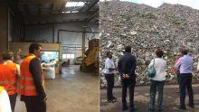 Visite de Kavy Ramano à La Réunion : une coopération avec l'île sœur pour gérer les déchets