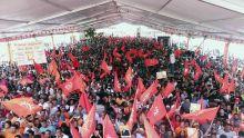 Rassemblement du 1er-Mai - Soodhun: «La plus grosse foule arc-en-ciel était à Vacoas»
