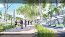 Pricewaterhouse s'installe à Moka Smart City