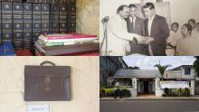 À Rivière-des-Anguilles : visite au muséedu professeur Sookdeo Bissoondoyal