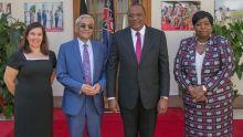 Diplomatie économique : Maurice déterminé à être le corridor des affaires en Afrique