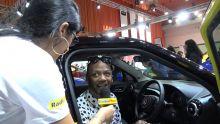 Salon de l'Automobile 2019 : un client heureux après avoir acheté deux voitures