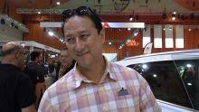 Salon de l'Automobile 2019 : le ministre Alain Wong satisfait de ce qu'il a vu au SVICC