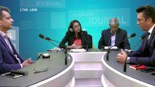 Grand Journal : face-à-face Zouberr Joomaye/Shakeel Mohamed