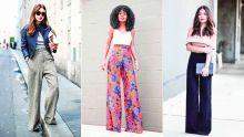 Craze - Pantalons palazzo : laissez parler les coupes amples
