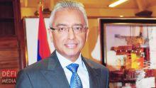 Fibre optique : le PM participe au lancement du câble MARS à Rodrigues