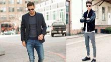 Homme - Derbies : chaussures rustiques et décontractées