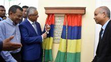 À Baie-du-Cap : le PM réaffirme sa volonté de rehausser le niveau de l'éducation