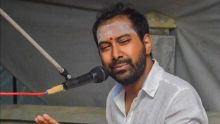 Le chanteur carnatique Sharvan Boyjoonauth se met au service du qawali