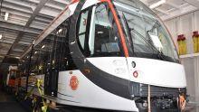 Metro Express : le second Light Rail Vehicle débarque à Maurice ce vendredi