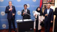 David Reimer, ambassadeur américain : «Nous ne négocierons pas avec Maurice au sujet des Chagos»