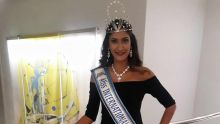 Ashna Nookooloo prête pour Miss International
