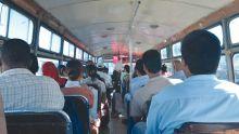 Transport public : des travailleurs envisagent une grève de la faim