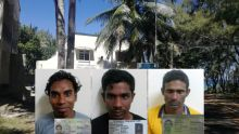 Au centre de détention du Chaland, à Mahébourg : trois Bangladais s'évadent en présence d'officiers armés