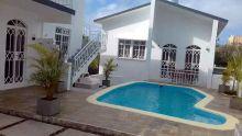 Location de campements/villas :Rs 2 500 à Rs 6 000 par nuiten période de fin d'année