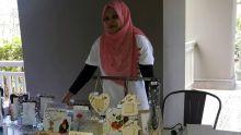 Eshanna Golam Hassen : la créativité sous toutes ses formes et sur toutes les surfaces