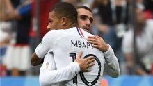 Mondial 2018 : la France en demi-finale après avoir battu l'Uruguay 2 à 0