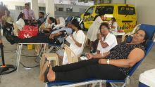 World Blood Donor Day : aduty for young people to help humanity and themselves