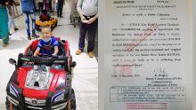 Malformation du cœur : Bless, 4 ans, a besoin de Rs 400 000