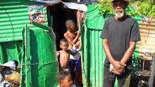 Victime d'un incendie il y a 4 ans : une famille demande de l'aide pour reconstruire sa maison