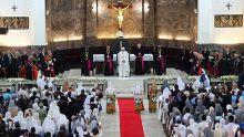 Visite apostolique au Mozambique : la réconciliation au cœurdu discours du pape François