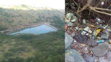 Rodrigues : le site d'un réservoir rempli d'ordures