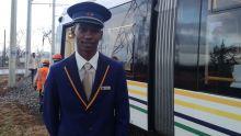Stéphane Manne, «Train Captain» à bord du Metro Express : «Un rêve devenu réalité et beaucoup de fierté»