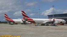 Quatre vols d'Air Mauritius vers Rodrigues et La Réunion perturbés