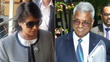 Commission d'enquête Caunhye : Dass Appadu largue Ameenah Gurib-Fakim
