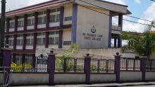 Collège Dr Maurice Curé : des parents contestent une levée de fonds