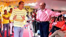 Roshi Bhadain : «Le gouvernement craint que Navin Ramgoolam et moi soyons sur la même plateforme»