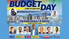 [A ne pas rater] Le Budget 2019-20, c'est à suivre sur Radio Plus et toutes les plateformes du Défi Media Group
