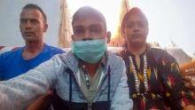 Greffe réussie avec succès : Vishay de retour à Mauriceaprès plus de trois mois en Inde