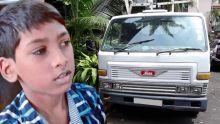 Le jour du Teacher's Day : un collégien tué par un chauffeur sans licence camion