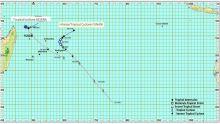 Gelena est désormais un cyclone tropical intense, l'alerte 1 maintenue à Maurice