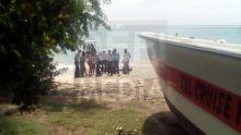 Flic-en-Flac : un corps repêché dans le lagon