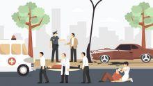 Accident : le nombre des morts  sur nos routes en baisse