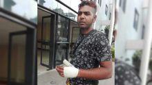 Son beau-frère injurie sa compagne : il reçoit un coup de sabre à la main en voulant s'interposer