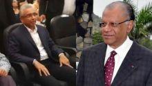 Le PM et l'ex-PM au mêmemariage