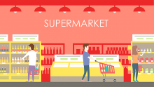 Vos droits dans un supermarché