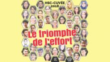 HSC 2018 : la parole aux lauréats