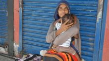 Histoire poignante : privée de nourriture, Shareen ne peut plus allaiter son bébé