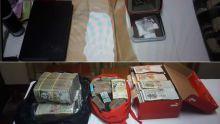 Trafic de Rs 1,2 M de drogue : Thierry Rungasamy coffré avec de la cocaïne, du Skunk et Rs 1,6 M en cash