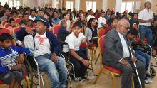 Journée récréative : Appadoo Travel Tours offre un sourire à 350 enfants handicapés