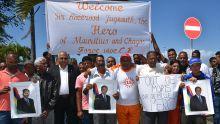 Chagos : Sir Anerood Jugnauth accueilli en héros à Plaisance