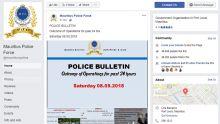Quand la police passe en mode Facebook