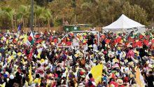 À Madagascar : le pape appelle à «construire l'histoire dans la fraternité»