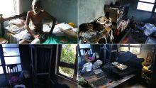 À Tranquebar : un invalide perd toutes ses affaires dans l'incendie de sa maison