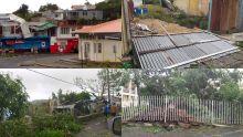 Rodrigues : les premières images après le passage du cyclone Gelena