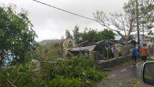 Météo : Gelena s'éloigne de Rodrigues, mais laisse d'importants dégâts